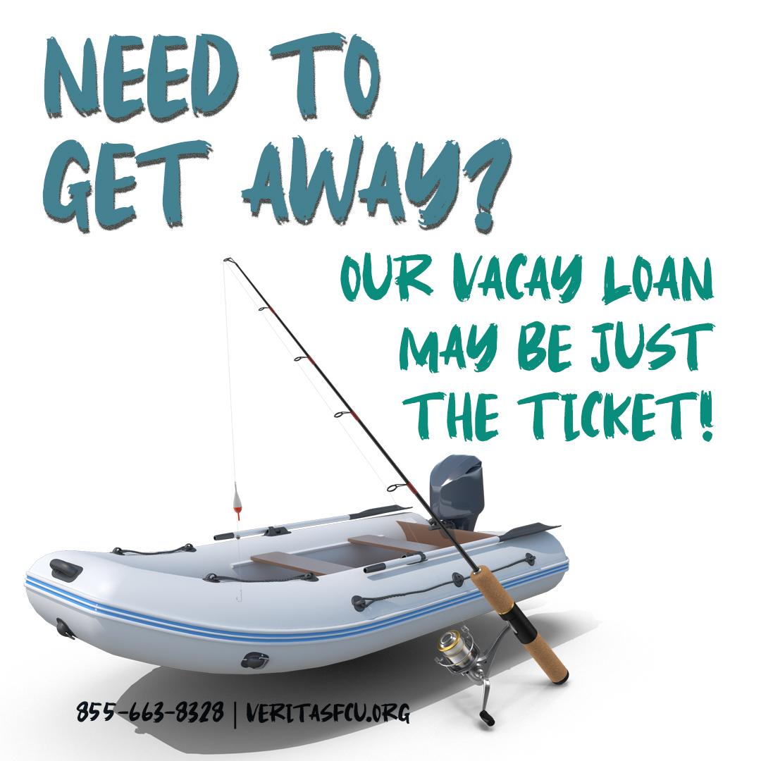 Apply for a Vacay Loan