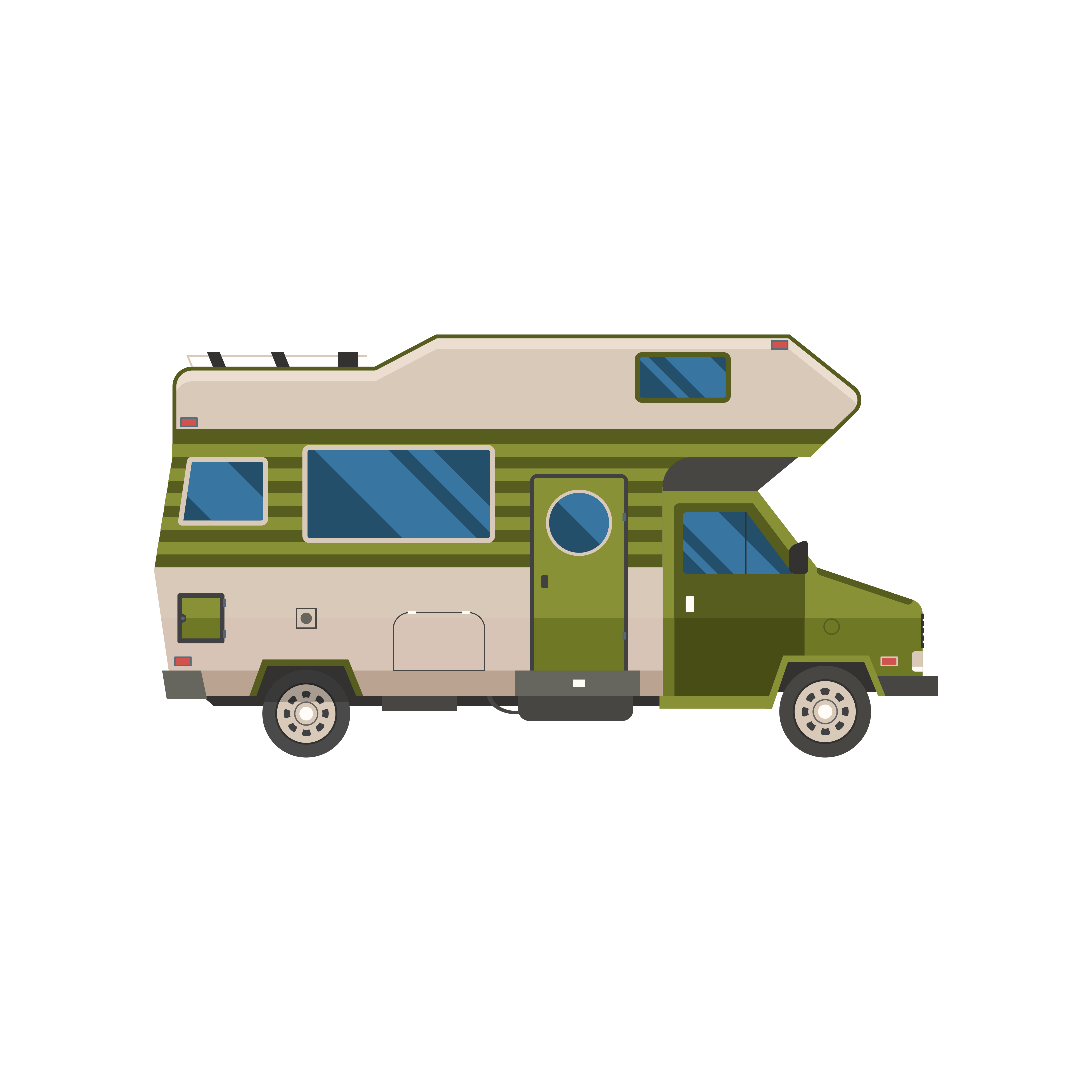 Recreational vehicle collateral loan